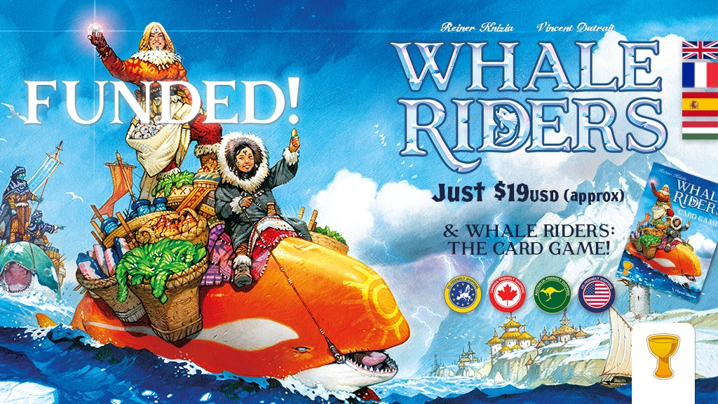 Whale Riders project video thumbnail