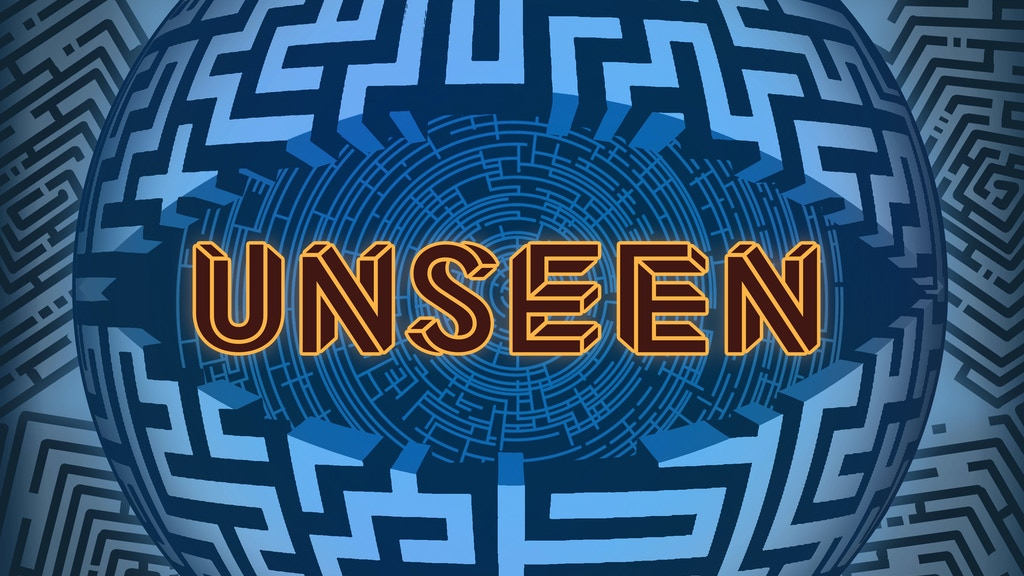 Unseen: An Audio Fiction Fantasy Series project video thumbnail