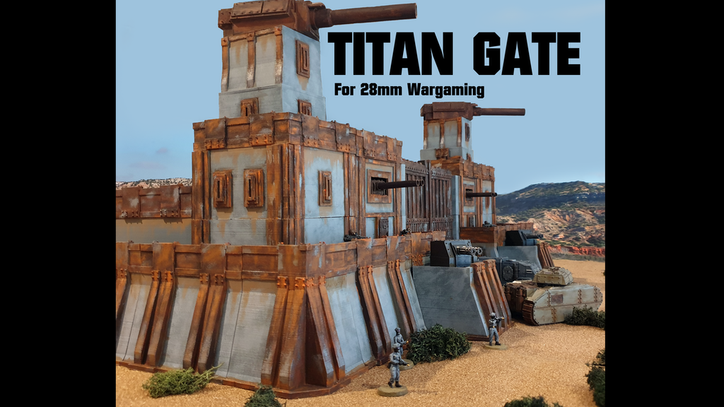 Project image for Titan Gate