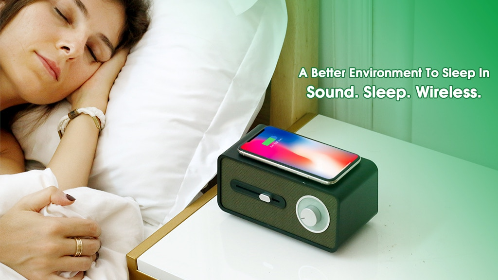 SENSHUI: 3-in-1 Advanced Sleep Aid Device Upgrades Your Day