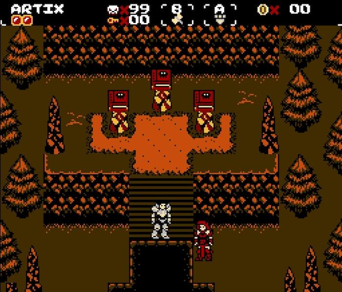 DUNGEONS & DOOMKNIGHTS: An 8-bit AdventureQuest for the NES by Artix Entertainment, LLC — Kickstarter