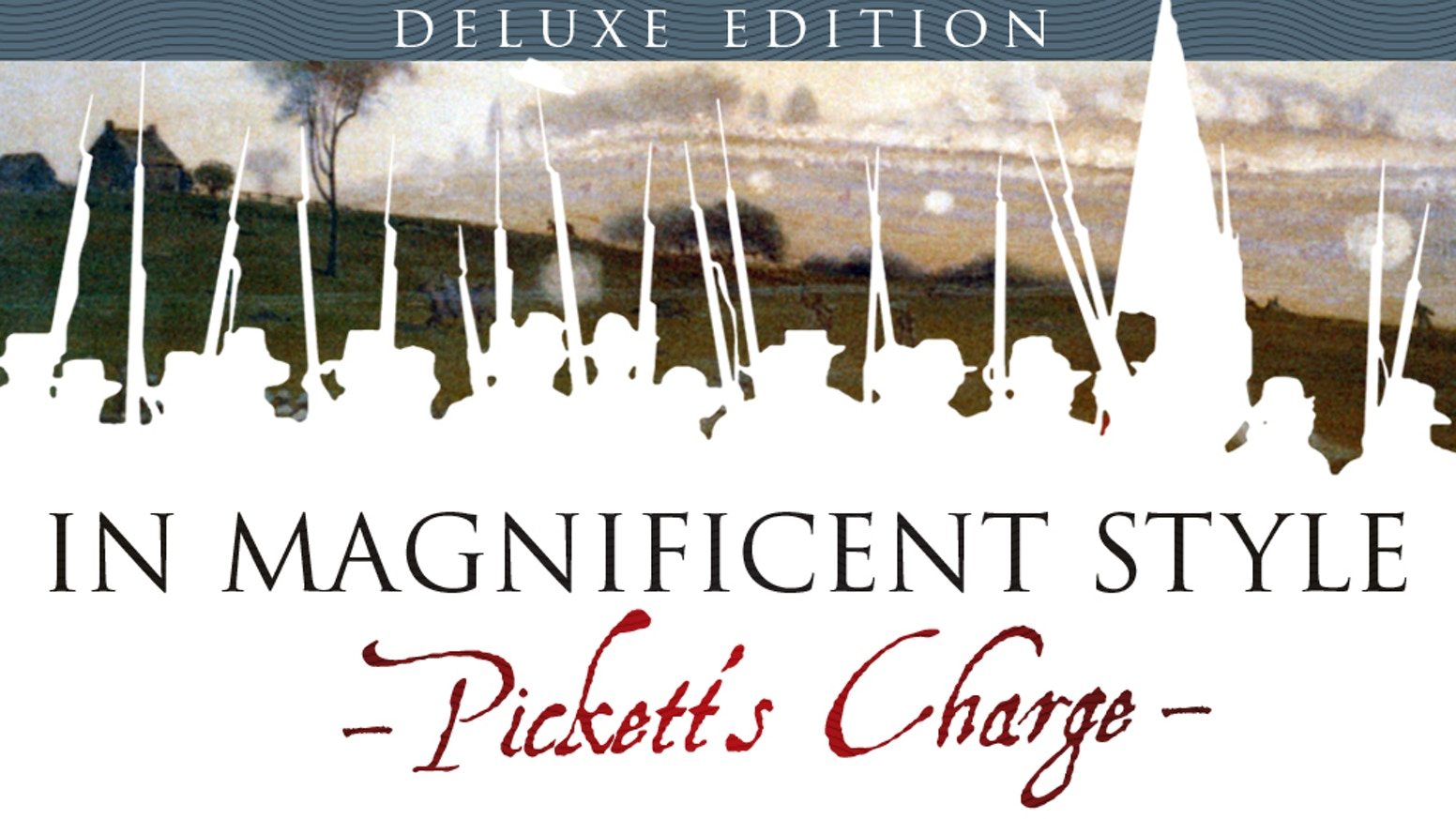 The deluxe edition and update of the classic Solitaire game, IN MAGNIFICENT STYLE.  Refight Picketts Charge at Gettysburg.