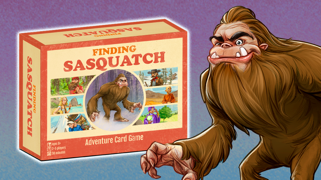 Finding Sasquatch project video thumbnail