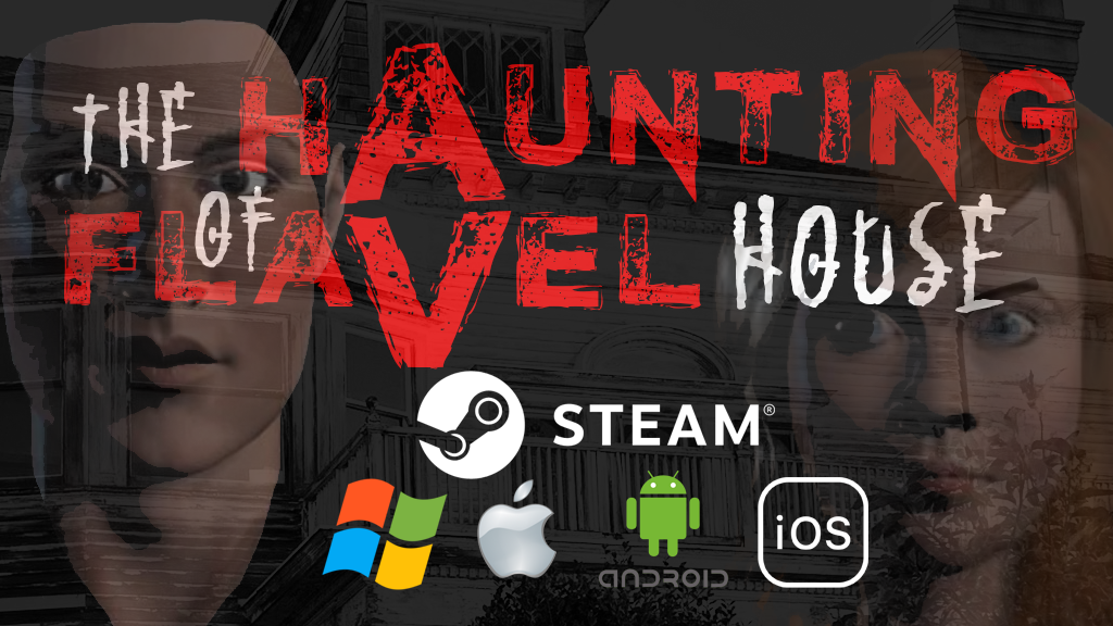 The Haunting of Flavel House - 3D First-Person Video Game project video thumbnail