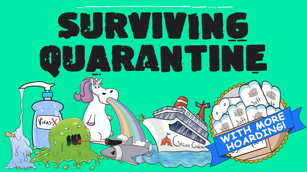 Project image for Surviving Quarantine The Game