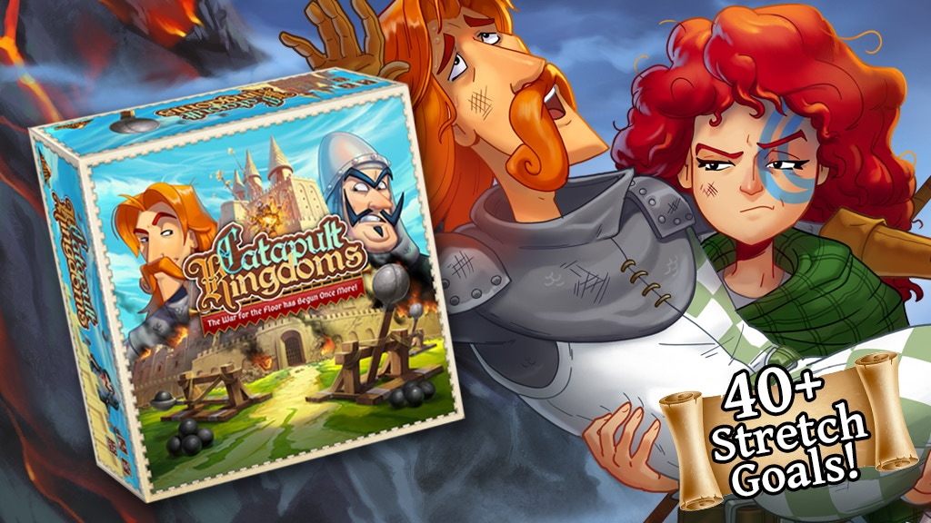 Catapult Kingdoms project video thumbnail