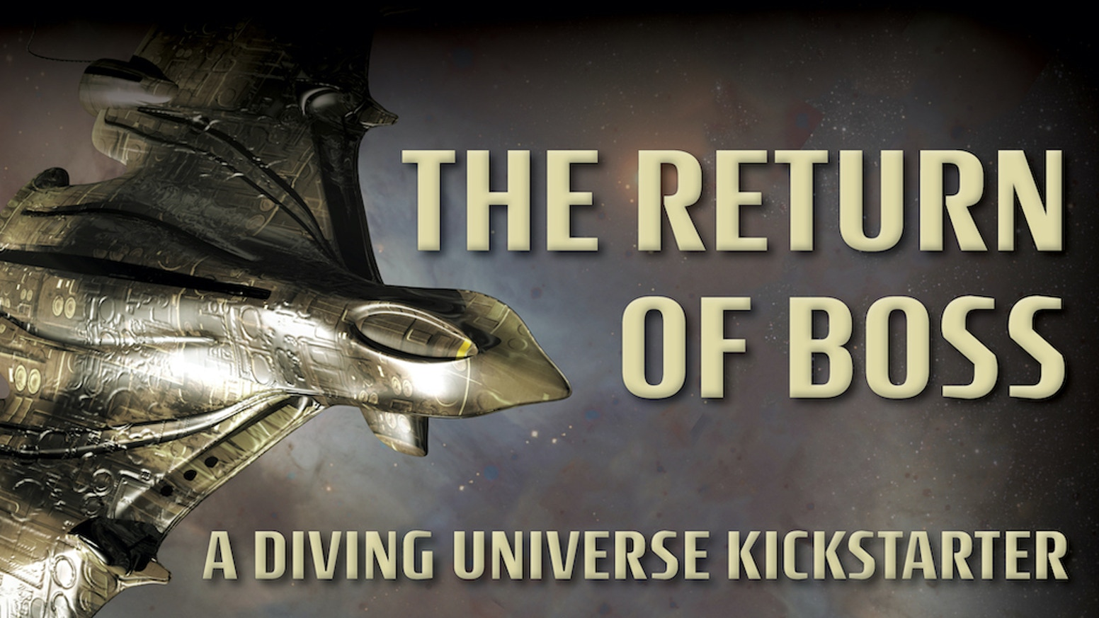 All rewards still available, including two new novels in the Diving Universe by Hugo Award-winning author Kristine Kathryn Rusch!