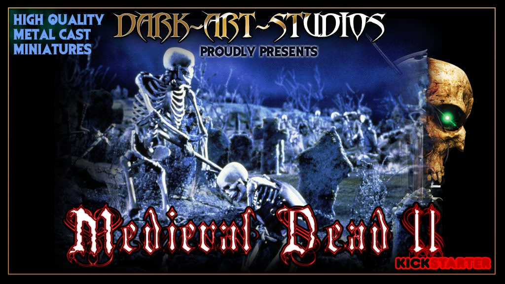 Medieval Dead II project video thumbnail