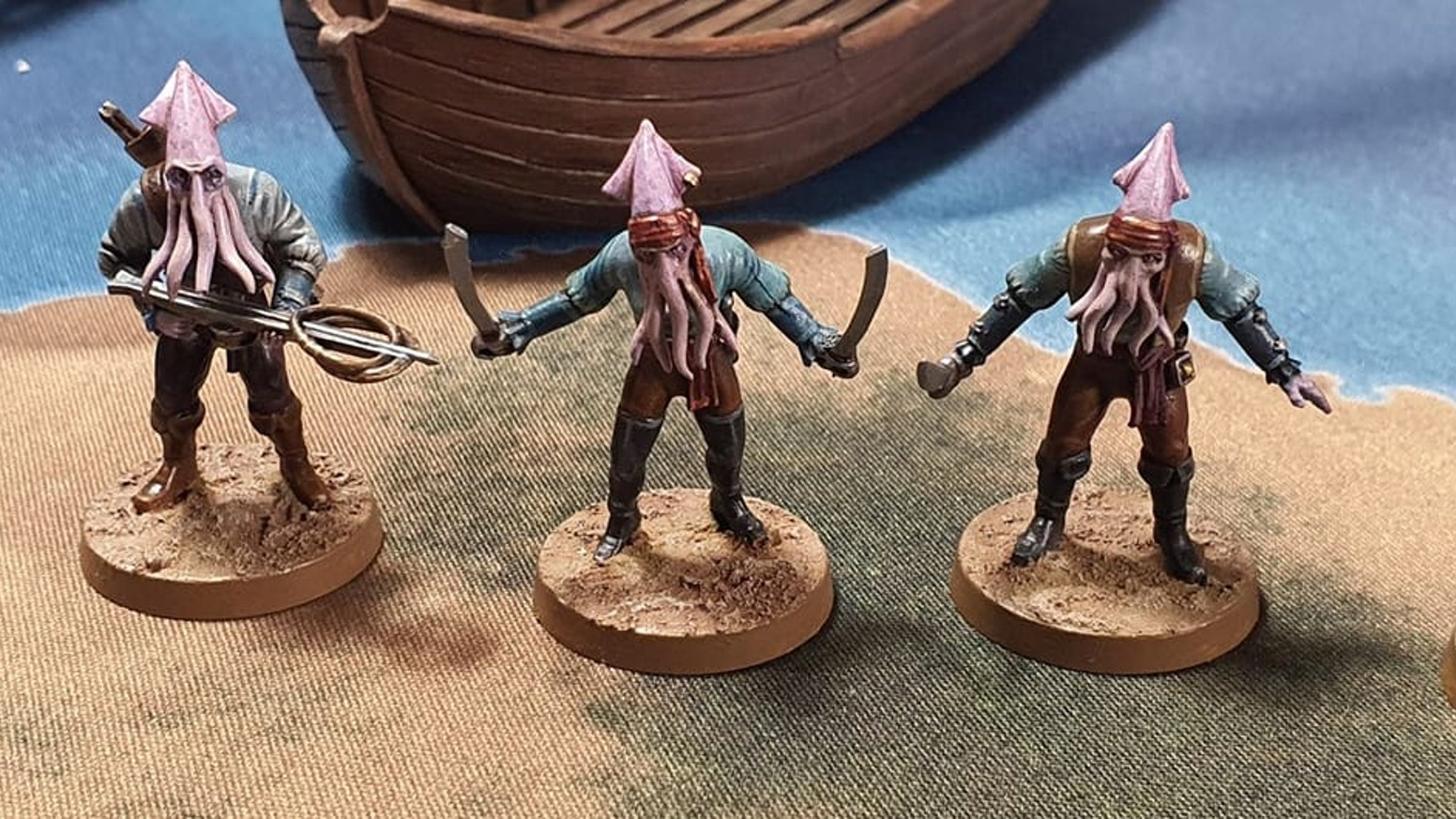 Now funded, you can still pre-order everything from the Kickstarter Campaign here:https://pirates-of-the-dread-sea-orc-goblin-and-skrier-pirates.backerkit.com/hosted_preorders
