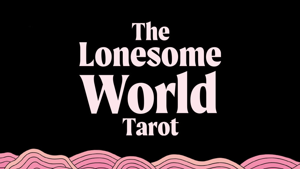 Project image for The Lonesome World Tarot