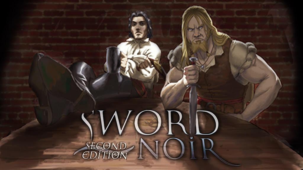 Sword Noir, Second Edition project video thumbnail