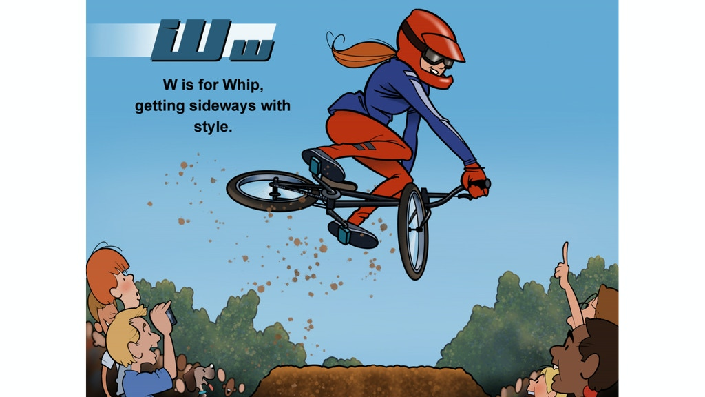 A to Z: BMX Style project video thumbnail