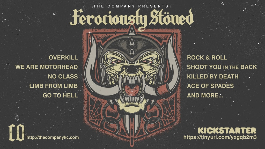 Ferociously Stöned: The Company Tribute to Motörhead