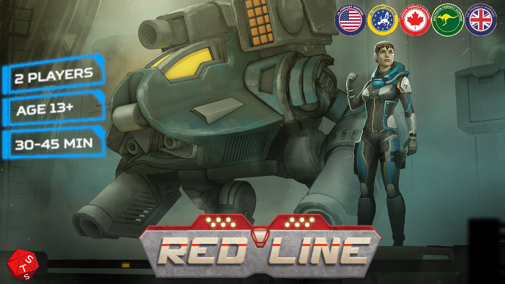 REDLINE: Tactical Card Combat project video thumbnail