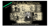 Devil in the Wilderness - A Card Based Miniatures Game thumbnail