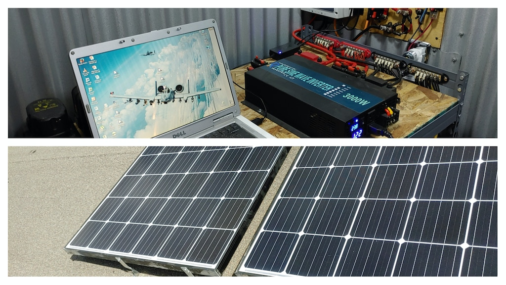Project image for The No BS Guide To Off-Grid Solar Systems