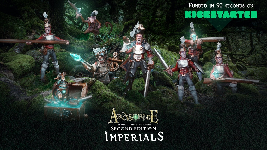 ArcWorlde: Second Edition - The Imperials project video thumbnail