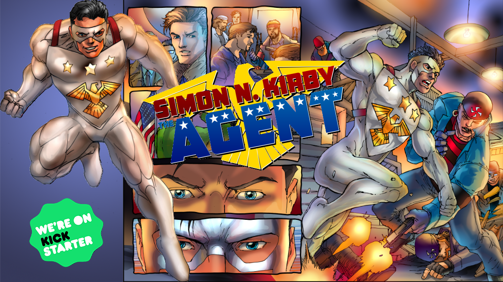 SIMON N. KIRBY, THE AGENT #1 & #2 project video thumbnail