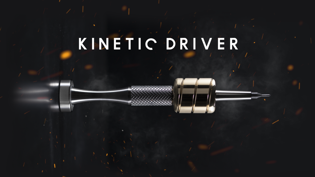 Kinetic Driver project video thumbnail
