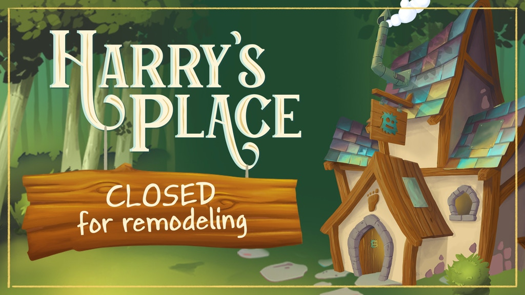 Project image for Harry's Place - Closed for remodel (Canceled)