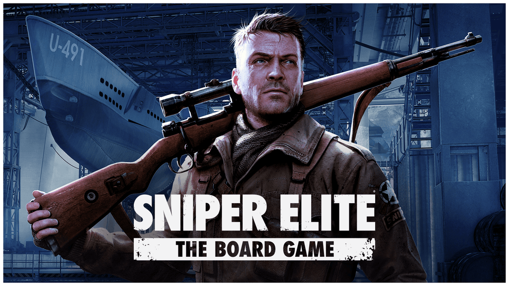 Sniper Elite - The Board Game project video thumbnail
