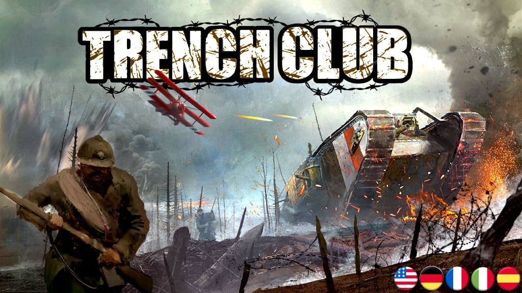Trench Club project video thumbnail