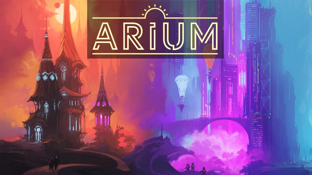Arium RPG project video thumbnail