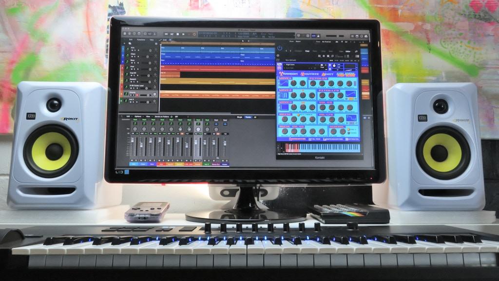 High Score: Retro Video Game Sound Generator project video thumbnail
