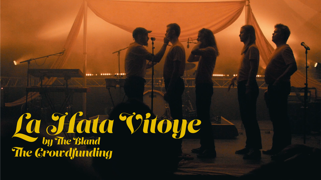 'La Hata Vitoye' by The Bland project video thumbnail