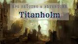 Titanholm - Steampunk RPG (OGL) thumbnail