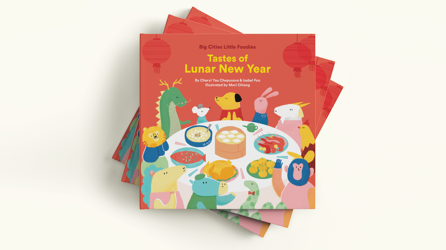 Tastes of Lunar New Year by Little Picnic Press — Kickstarter