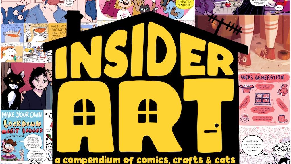 INSIDER ART project video thumbnail