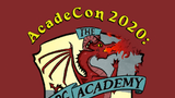 AcadeCon 2020: Ready Player Characters thumbnail