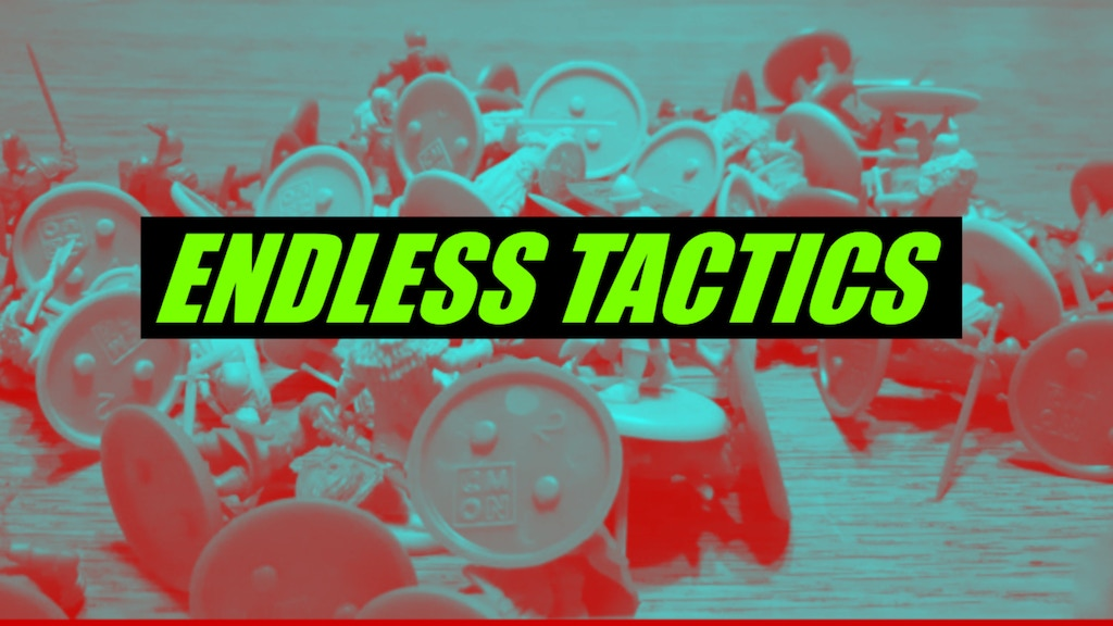Project image for ENDLESS TACTICS (Canceled)