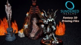 Sundered Realms. 3D Printing One World at a Time! thumbnail