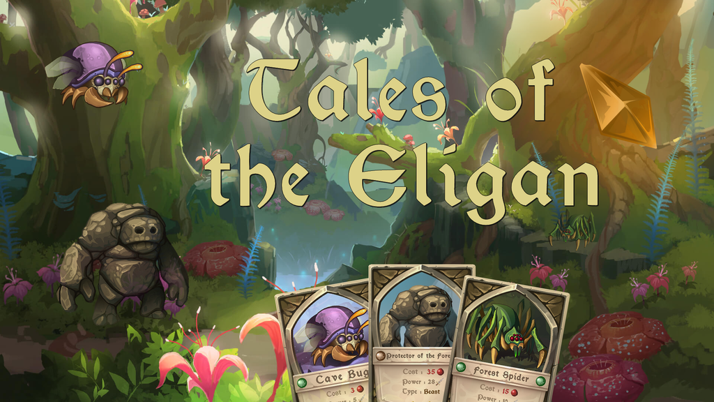 Tales of the Eligan - Mystical Creatures