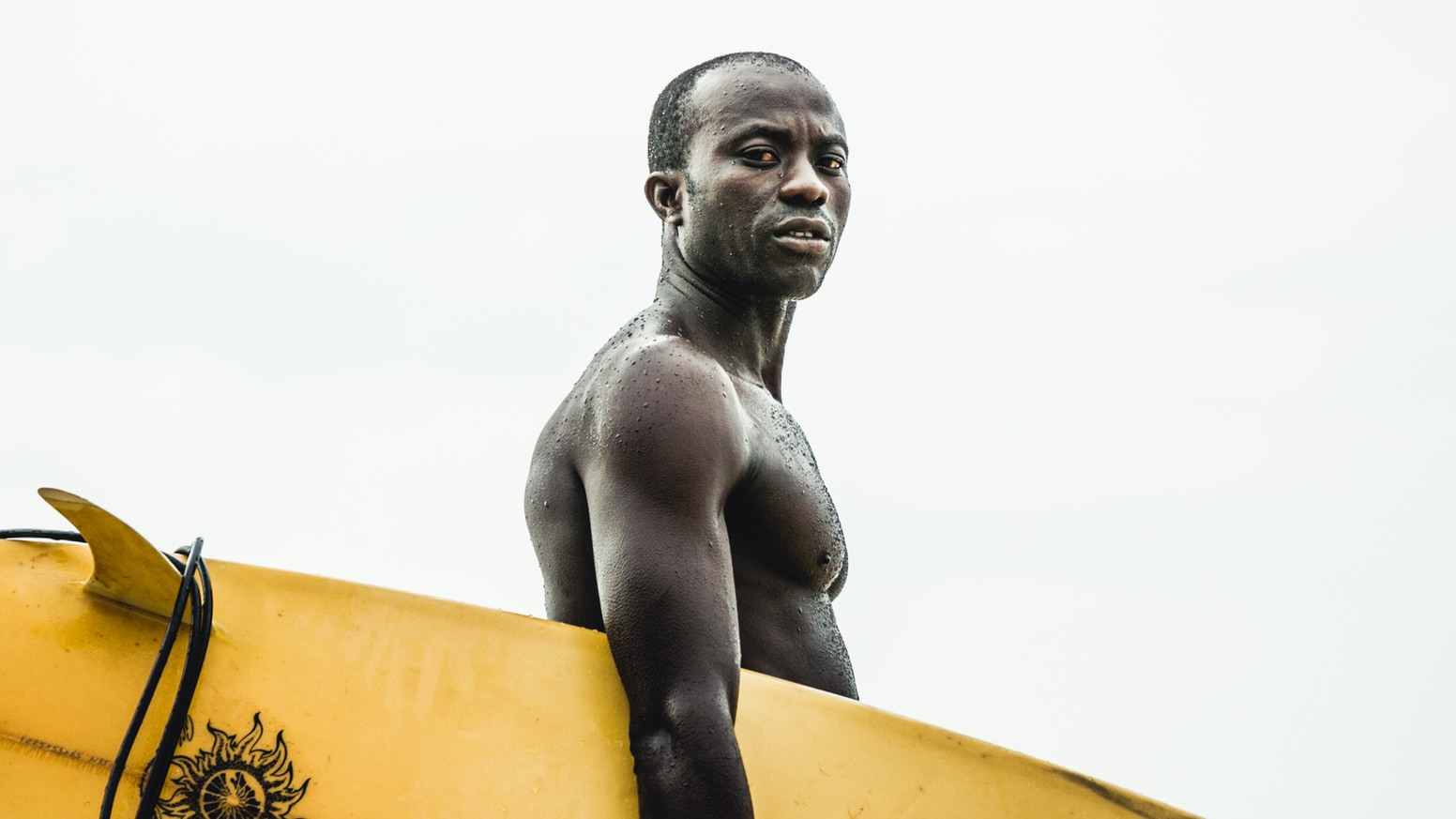 A comprehensive, 300 page, limited edition art book on contemporary African surf culture.