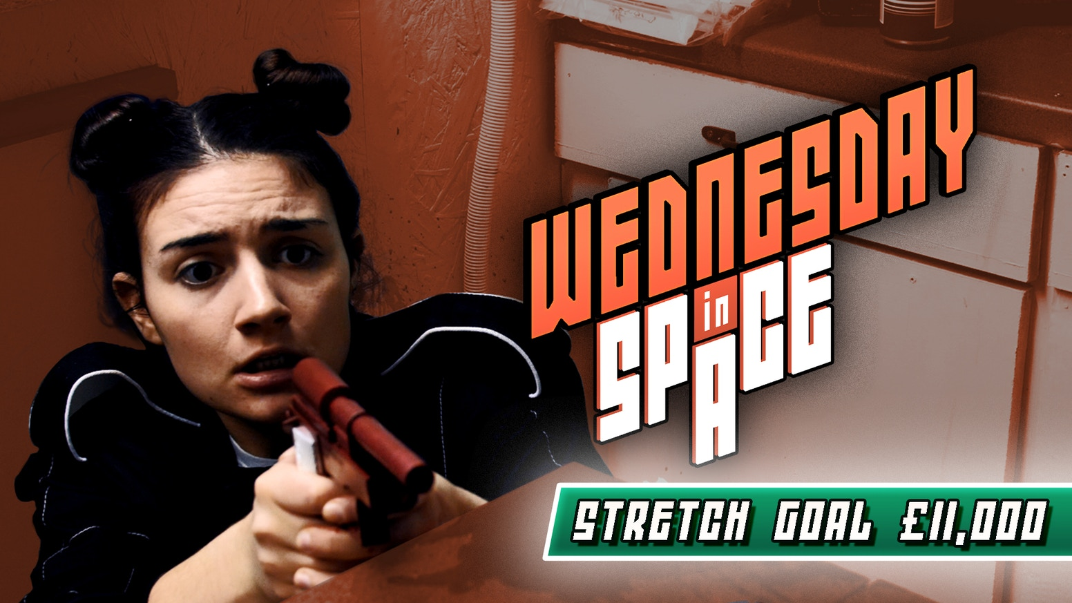 """Wednesday in Space"" is a whirlwind of comedy, violence and aggressive TV commercials, set in the galaxy's armpit."