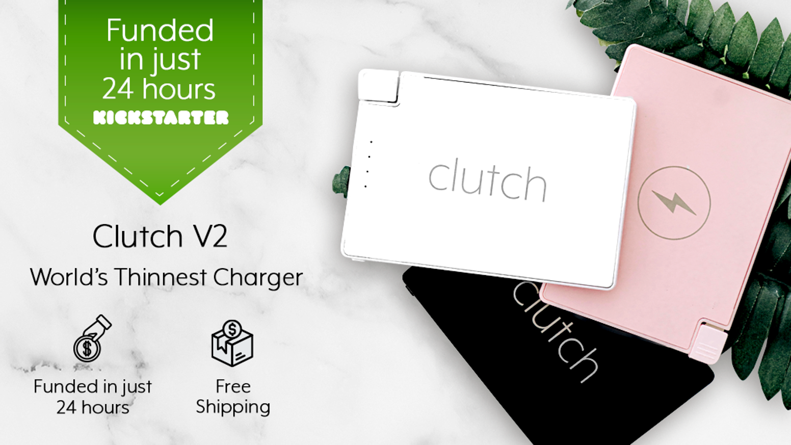 World's Thinnest Charger