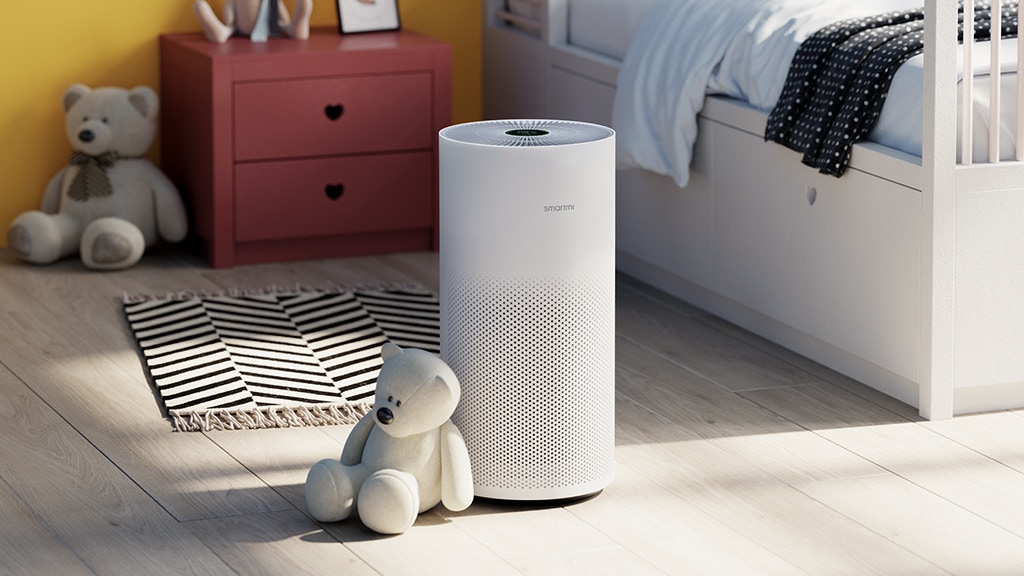 Smartmi Air Purifier, Your Personal Air Guardian.