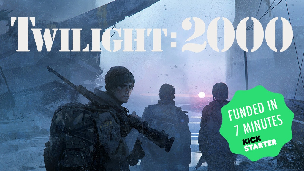 Twilight: 2000 – Roleplaying in the WWIII That Never Was project video thumbnail