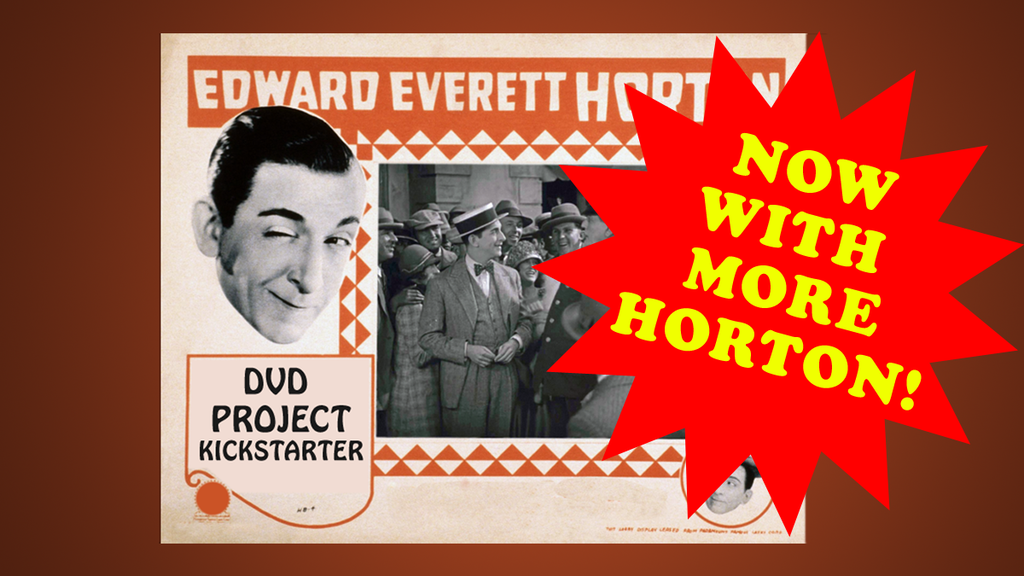 The Edward Everett Horton DVD Project project video thumbnail