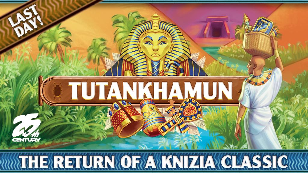 Tutankhamun project video thumbnail