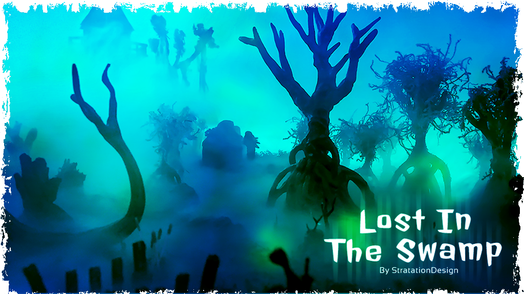 LOST IN THE SWAMP - 3D Printable Game Terrain and Creatures project video thumbnail