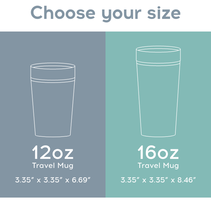 Circular Travel Mug Your New Go To Reusable Coffee Cup By Circular Co Kickstarter