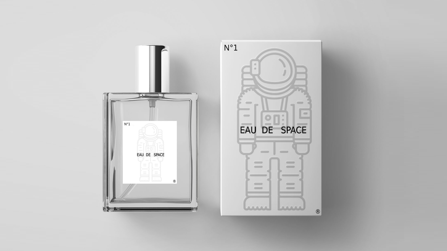 "Designed for NASA, the authentic ""Smell of Space"" from verified astronaut accounts. Now Available in new Lunar Scent!"