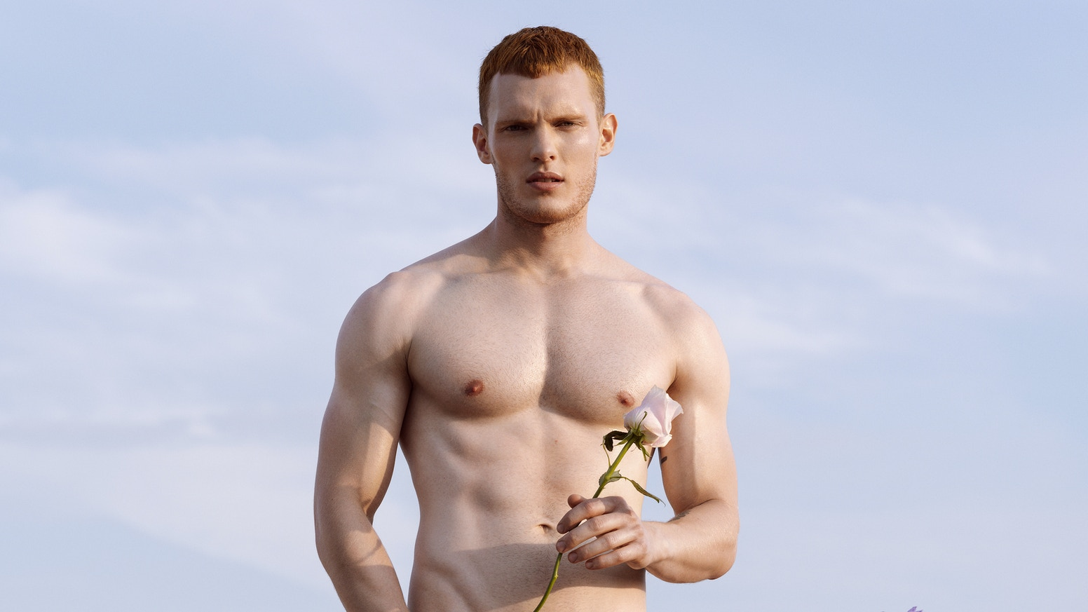 Red Hot Ginger Guys Wanted For Ibiza 2020 Calendar