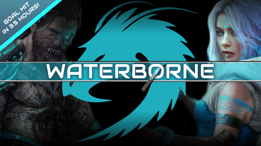 Master of Wills - Waterborne project video thumbnail