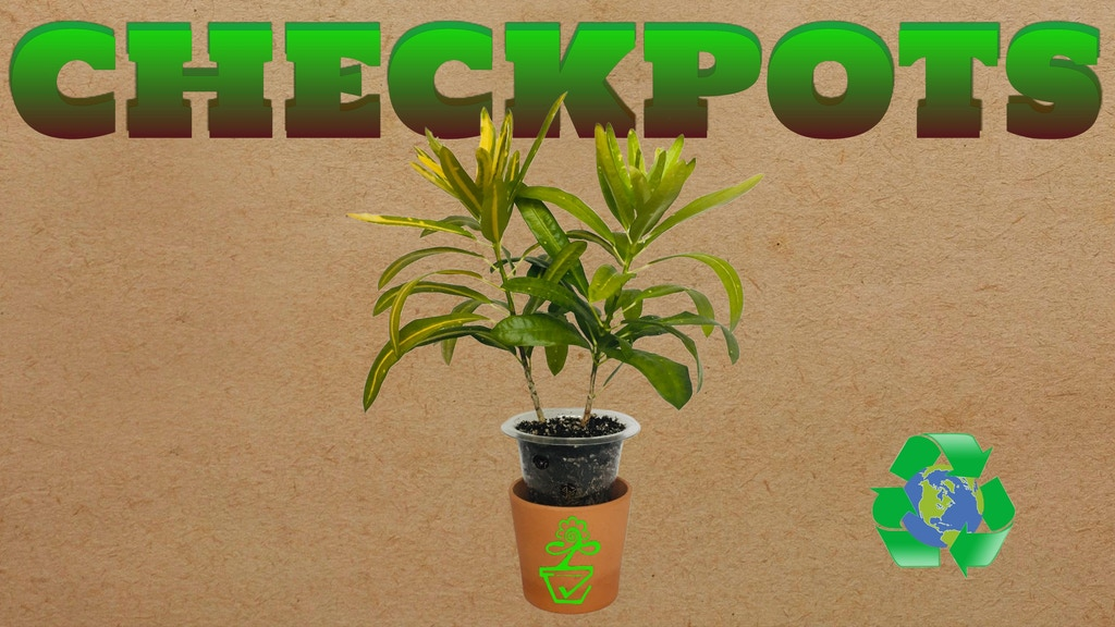 Checkpots - A New Tool For Growers