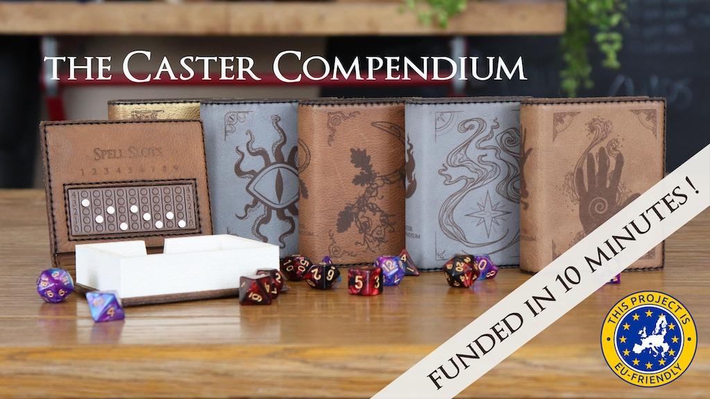 Caster Compendium project video thumbnail